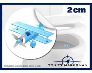 Aeroplane Target Stickers