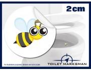 Bee Toilet Training Stickers